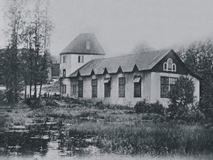 Haddebo-bruk