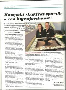Uppfinnaren och konstruktören, nr 6 2012